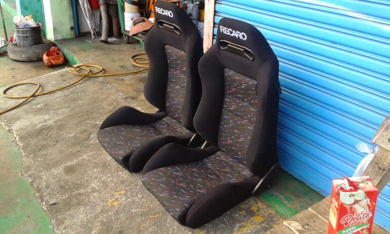 Dingz garage seat recaro sr3 le mans for Garage seat le bouscat