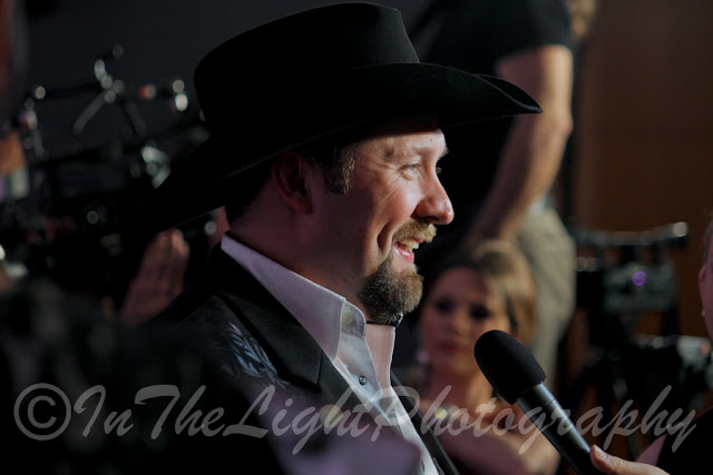 Celebrity Fight Night 2013 Red Carpet Tate Stevens