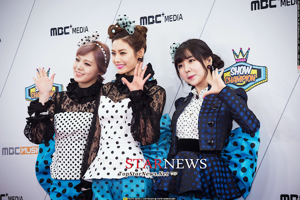 Orange Caramel Catallena Live Show Champion 140319