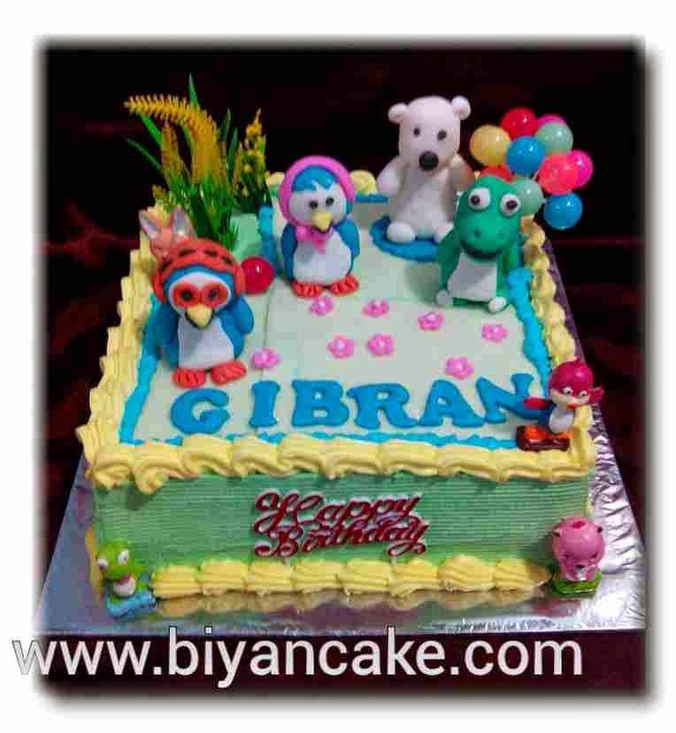 Kue tart pororo ~ Ghibran
