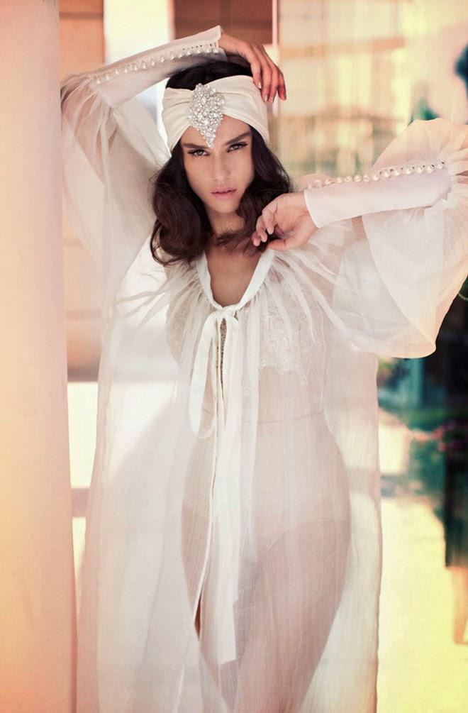 Magníficos vestidos de novia | Colección Zahavit Tshuba