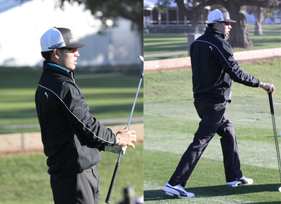 Jeremiah Wooding Signs With Cobra Puma Golf