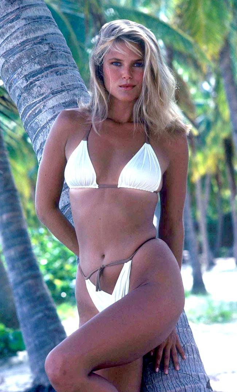 Hot MILF Christie Brinkley