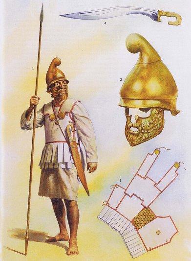410 a.c.; Segunda guerra greco-púnica. (1ª parte)