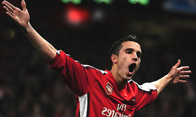 Van Persie Wallpaper,  Robin Van Persie, arsenal, Dutch footballer
