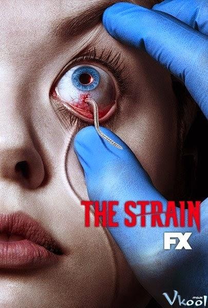 Phim Chủng Ma Cà Rồng 1 - The Strain Season 1