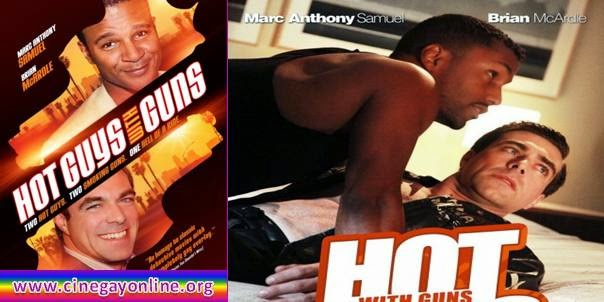 Hot guys with guns, película