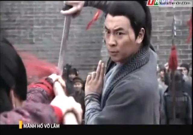 Mãnh Hổ Thiếu Lâm