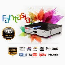 ATUALIZAÇÃO CINEBOX FANTASIA HD IPTV - 24/11/2014