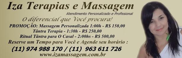 Iza Terapias e Massagem