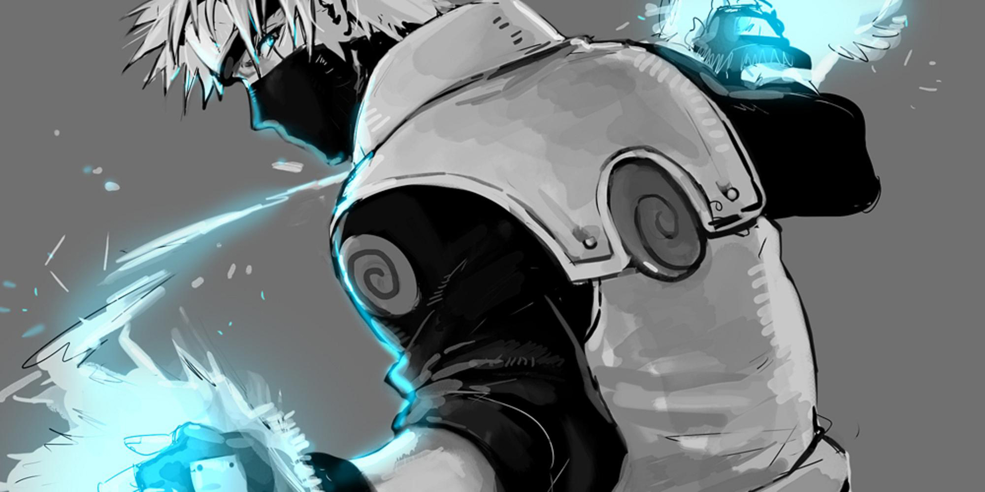 Kakashi chidori wallpapers - Kakashi sensei wallpaper ...