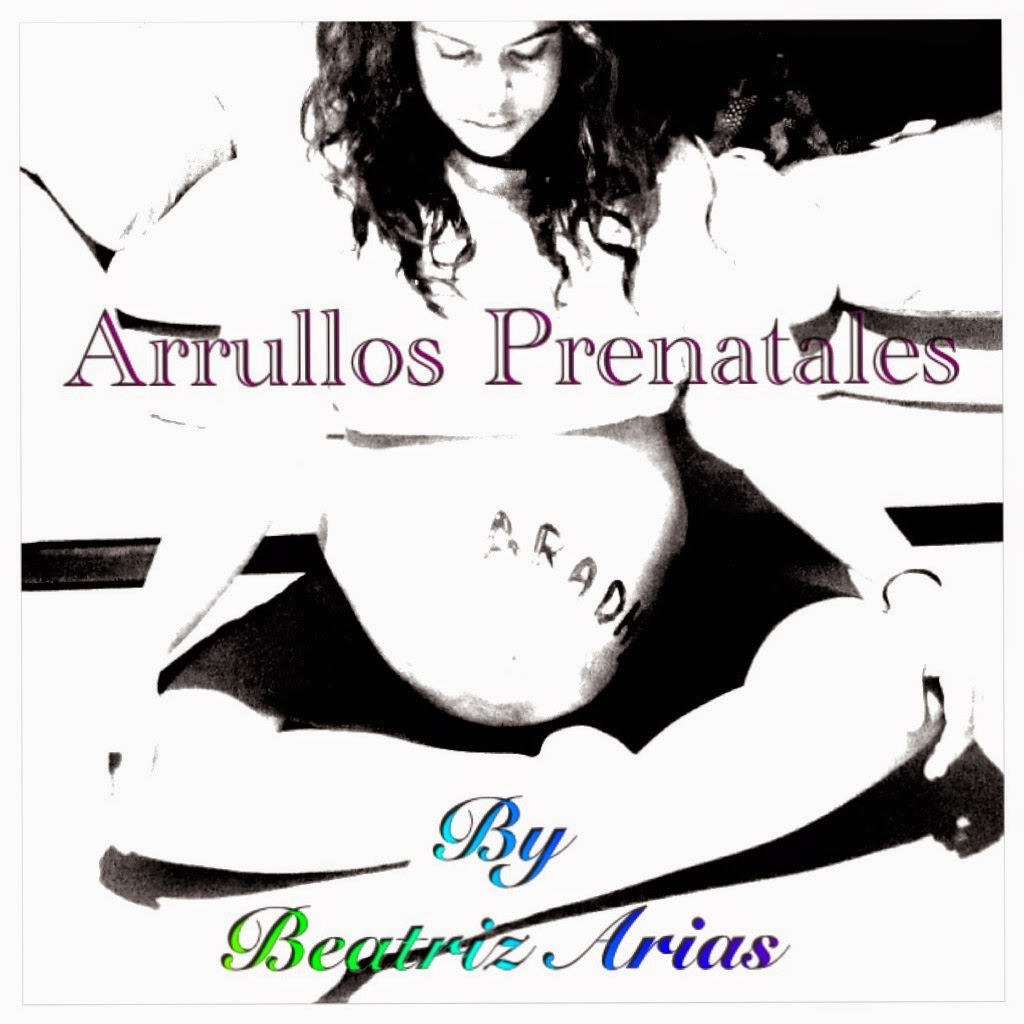 Escucha mi nuevo álbum para embarazo holistico