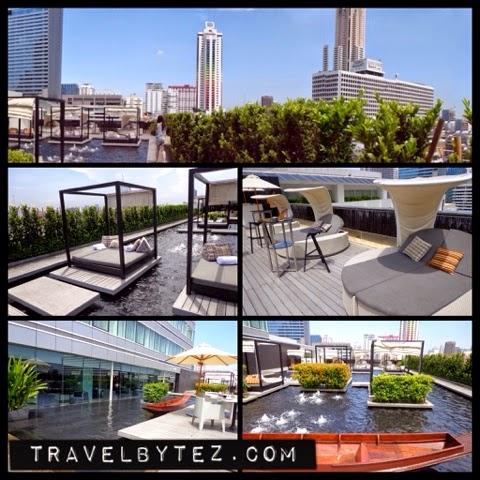 Centara Watergate Pavillion Hotel Bangkok Deluxe Room Experience