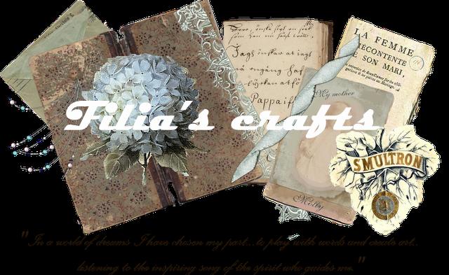 Filia's crafts