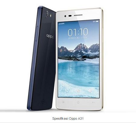 Harga Oppo A31 : Device Terjangkau Berteknologi LTE