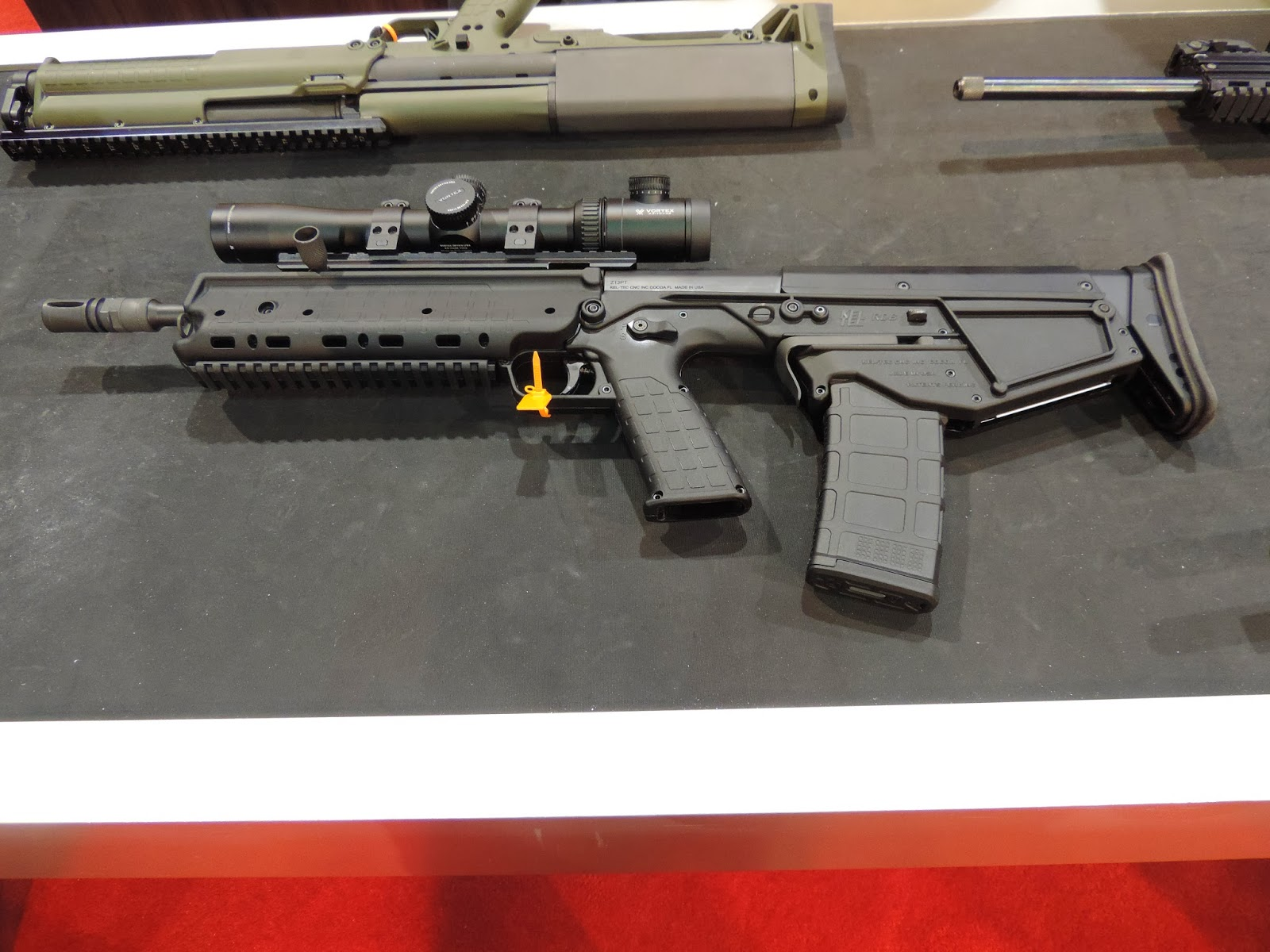 tactical gear and military clothing news new guns from kel tec