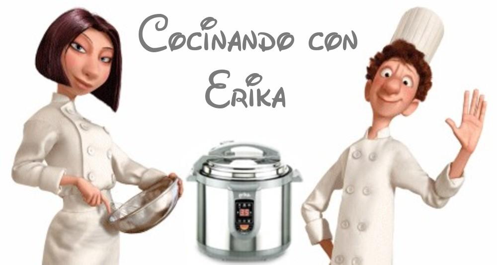 Cocinando con Erika