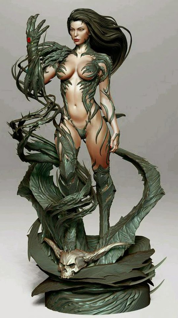 Witchblade by Xm Studios