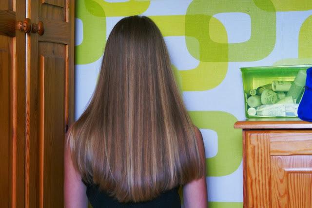 O włosach w październiku i planach włosowych na kolejne miesiące..