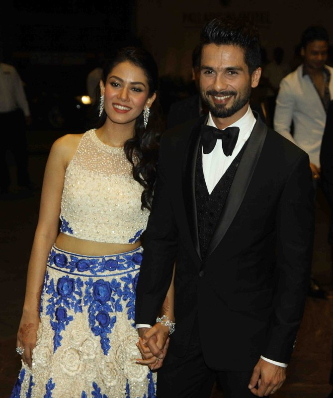 celebs real life partner shahid kapoor real life wife