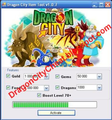 dragon city hack tool v1.02 free download updated – video, Download