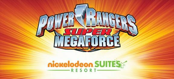 Power Rangers Super Megaforce 2014