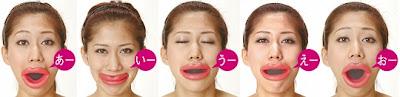Alat pelangsing muka pelik di Jepun