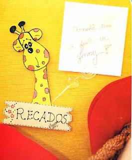 Idéias de E.V.A para o dia das crianças