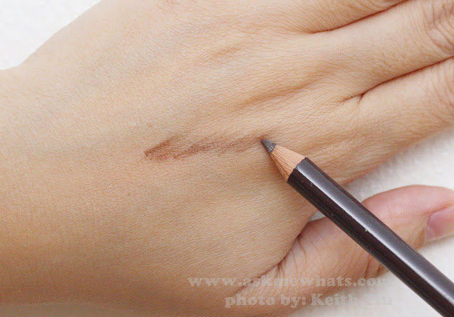A photo of a Swatch of Etude House Easy Brow Pencil #2