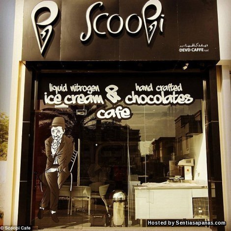 Scoopi Cafe