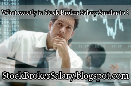stock broker salary