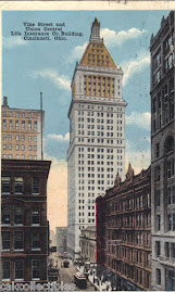 CINCINNATI POSTCARDS: Union Central Life Insurance Building