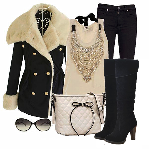 Cute winter outfits