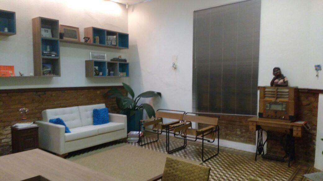 Interior Escritório - Recepção