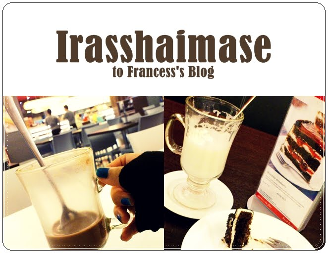 Irasshaimase <3