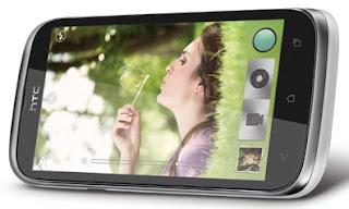 HTC Desire V Android Dual SIM Layar 4 Inch Harga Rp 2 Jutaan