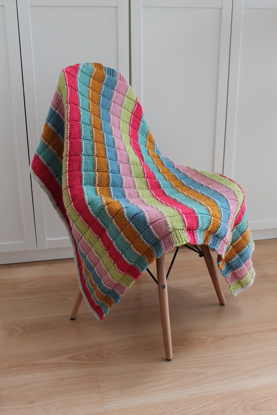 Special Stripy Blanket Yarn Packs