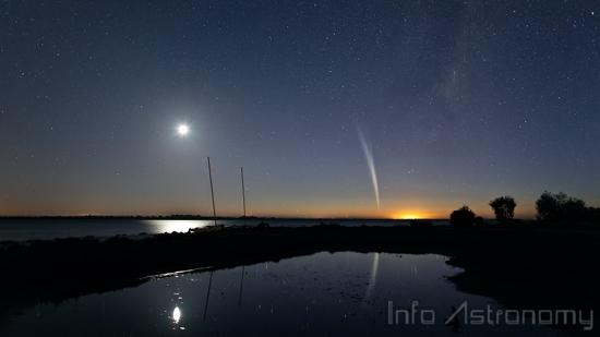Tiga Komet Bakal Lintasi Langit Bumi di 2014