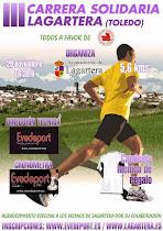 III Carrera Solidaria de Lagartera