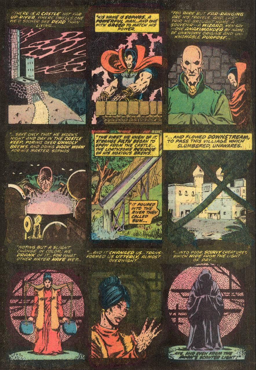 Conan the Barbarian (1970) Issue #64 #76 - English 8