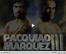 Watch Pacquiao vs Marquez Full Fight Replay