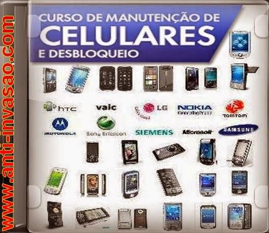 Manutenção e desbloqueio de celular