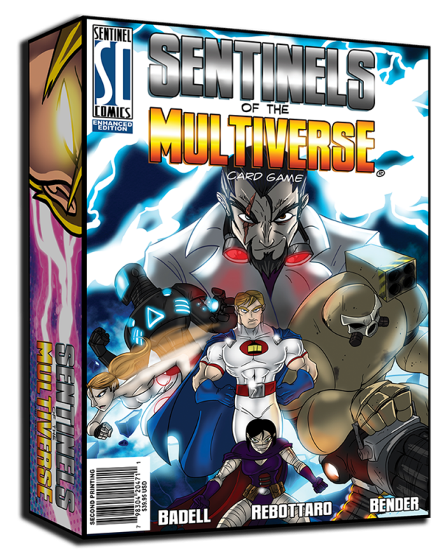 Board Game Sentinels of the Multiverse