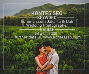 Iluminen.com Jakarta & Bali Wedding Photographer