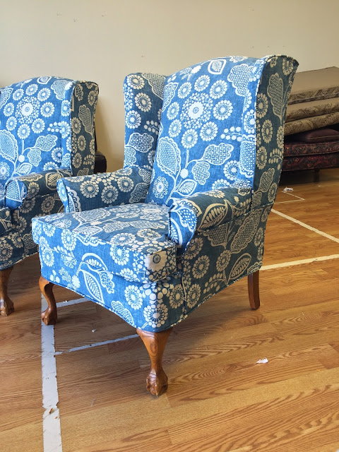The Sewing Nerd Slipcovers Summer Madness