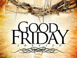 Free Download Good Friday PowerPoint Cover Slide 1