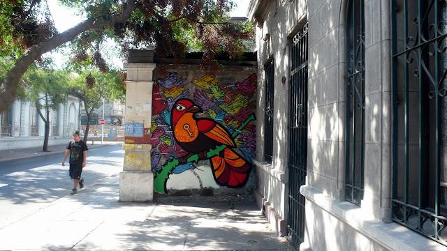 street art santiago de chile barrio brasil arte callejero