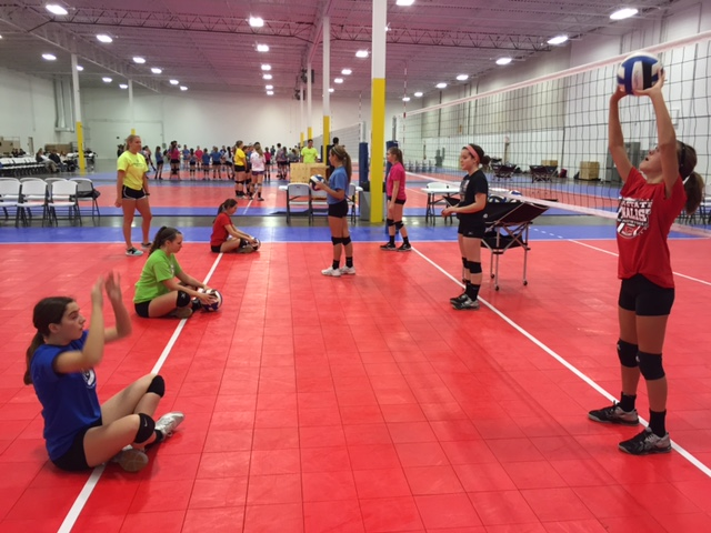 The volleyball facility blog with 41 teams and seven courts we implemented some very creative scheduling clinics and private lessons had to be put on hold or offered at off peak times malvernweather Images