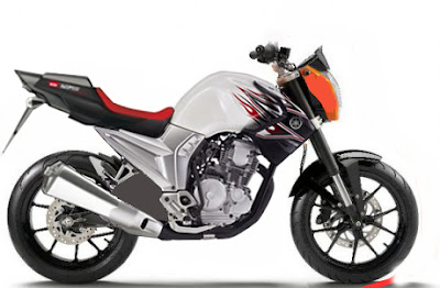Yamaha Bison Modifikasi