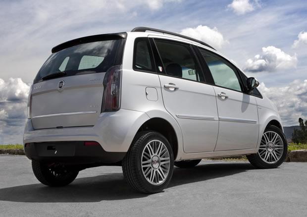 O Mundo Automotivo Nova Linha Fiat Idea 2012